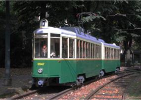 Matrimoni civili con il tram storico a Torino