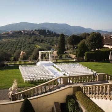 Un giorno indimenticabile a Villa La Ferdinanda