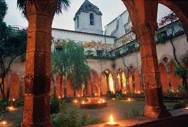 Matrimoni civili al Chiostro di S. Francesco a Sorrento