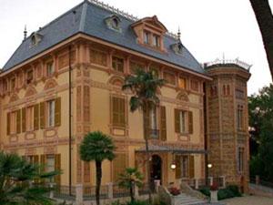 Primo matrimonio civile a Villa Nobel