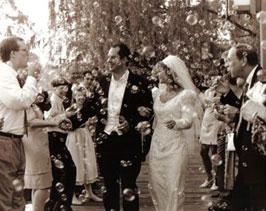 Wedding Bubble